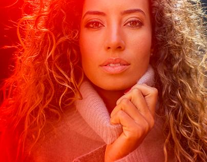 """Cheyenne Woods - Golf Magazine, """"Most Beautiful Women"""""""
