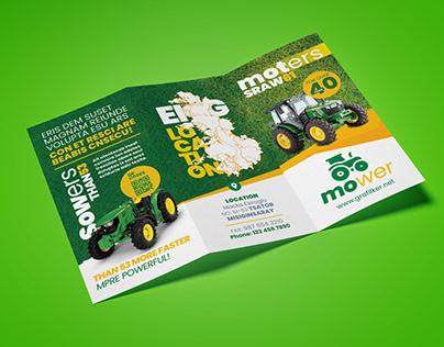 Vehichle Product Catalog Brochure