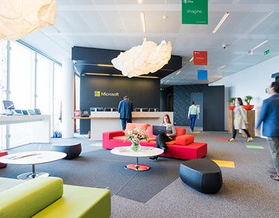 8 Office Interiors Design Tips for Starters