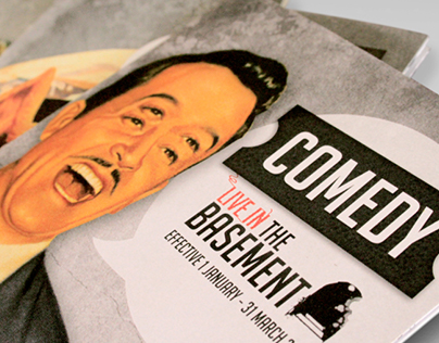Comedy: Live in the Basement Guide