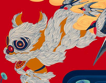 Lunar Festival: Red Envelope