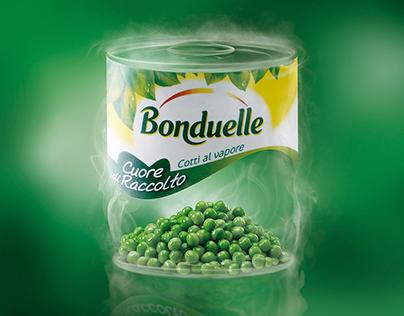 BONDUELLE - STEAM