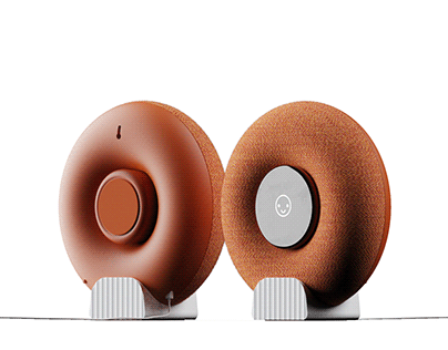 TASTY - A donut dressed up like a Smart Assistant