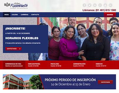 Colegio Universitario Arturo Ronsenblueth