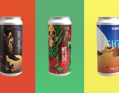 Lasting Brass Brewing Can Designs