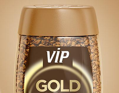 Bim - VIP Coffee 3D Classic/Gold