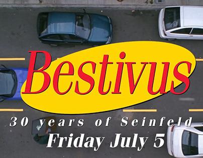 Promo: Seinfeld 30th Anniversary [2019]