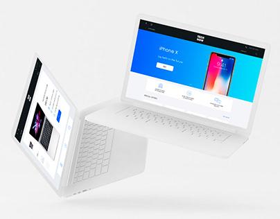 TechNow Wordpress Theme