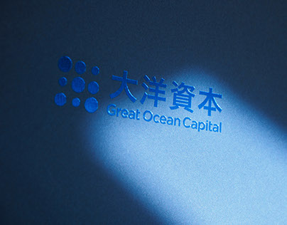 GREAT OCEAN CAPITAL -Visual Identity