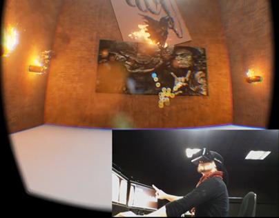 Virtual Reality Custom Gesture Input UE4