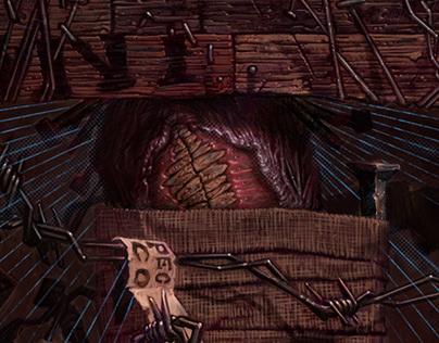 illustration | headmaster railroad-head rex