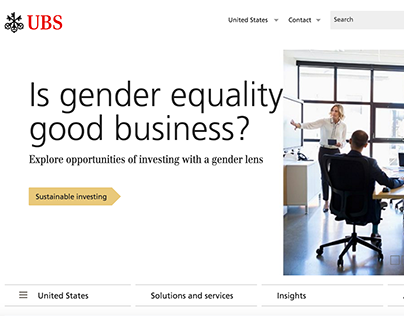 UBS Needed A Custom Product Architecture