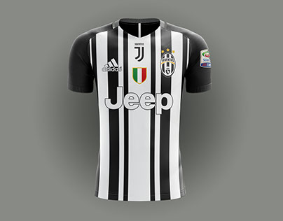 Juventus Own Jersey