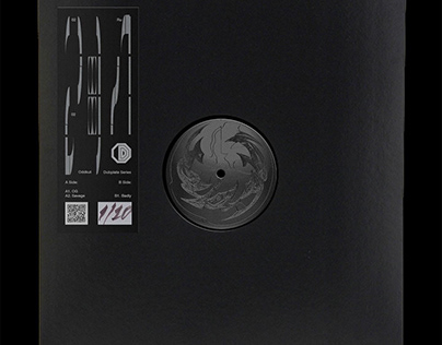 Dubplate Series EP Cover