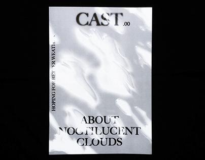CAST .00 — MAGAZINE