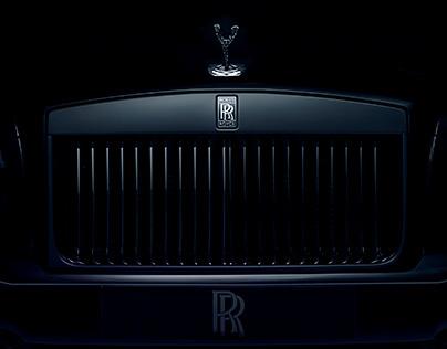 Rolls Royce Black Badge - CGI & Retouching