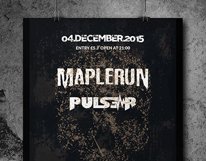 Posters Maplerun
