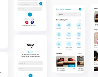 OLX App Redesigned