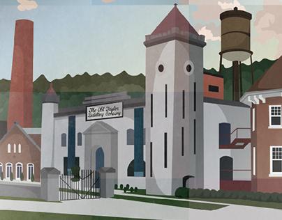 KY Bourbon Distillery Series