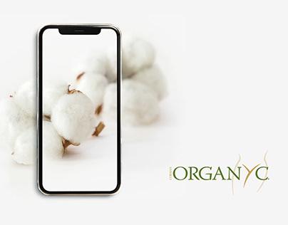 Organ(y)c worldwide website