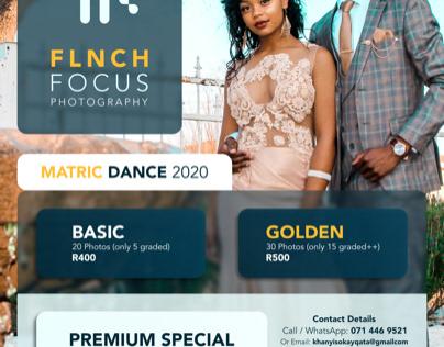 FLNCH x OVIIN poster design