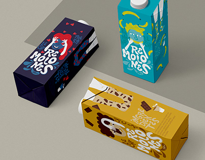 Propuesta de Packaging