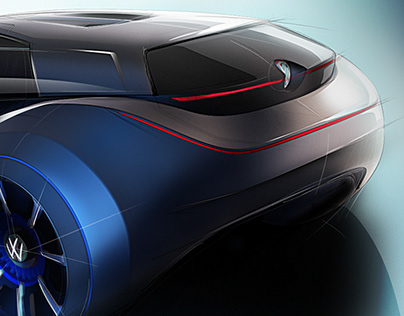 VW ID-Tech concept