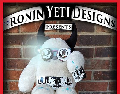 Death by Design Logo Sticker #1 Adverts