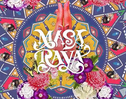 Art Direction for Masaraya Exhibition