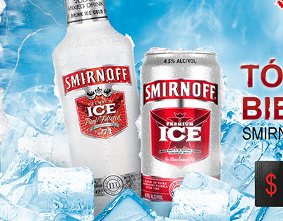 Smirnoff Ice Key visual