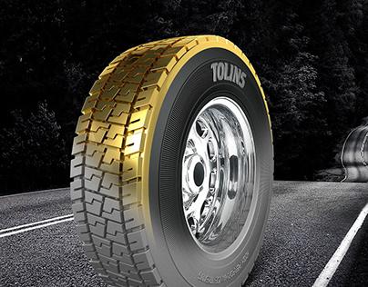 Golden Tread | Tolin tyres