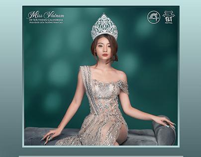 Miss Vietnam of Southern California 2020 Calendar