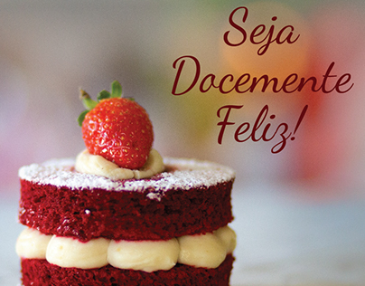 Anúncio Revista do Bairro -  Doce Beijo Chocolataria