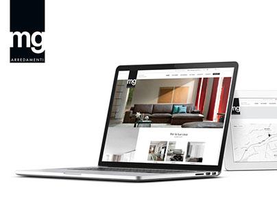 MG arredamenti - webdesign & develop