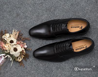 Chụp ảnh sản phẩm giày da nam