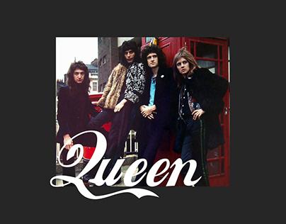 Queen - website