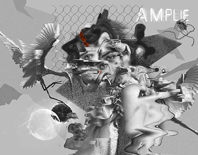 Glitch - Painéis AMP