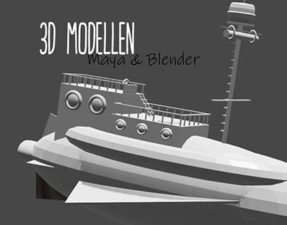 3D Modellen