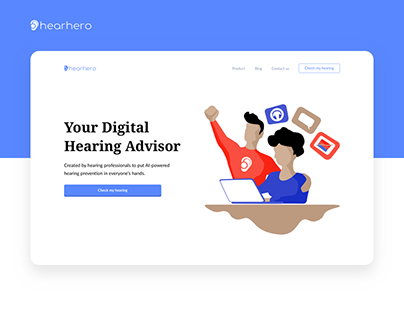 HearHero Chatbot
