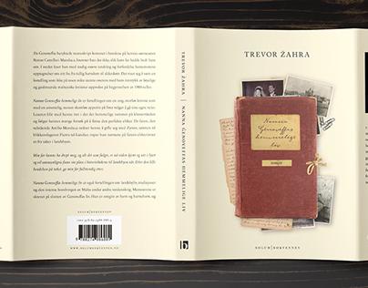 Book Jacket for Nanna Genoveffas hemmelige liv