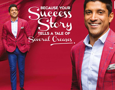 Farhan Akhtar for Linen Club