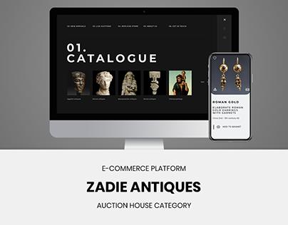 Zadie Antiques