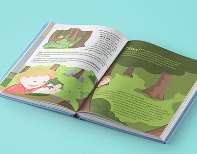 Children's Book: The Adventures of Robert and Gra