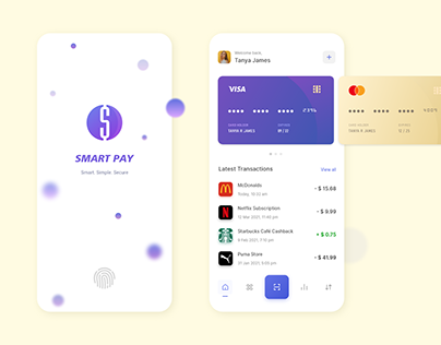 Digital Wallet - Mobile payment application