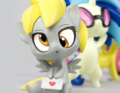 My Little Pony Chibi Mini Figure Series for WeLoveFine