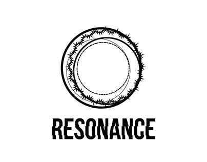Resonance // Logo design