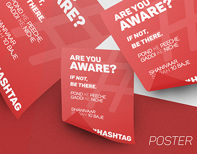 Hashtag | Social Communication and Book Design