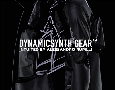 DYNAMICSYNTH GEAR™ - A/01-M Shell Jacket