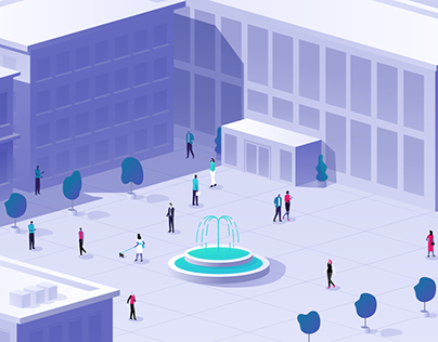 ISM Connect — Brand Animation