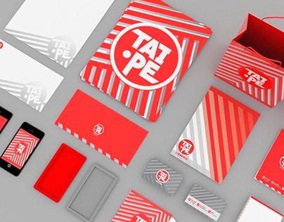 Taipe - Papelería 3D